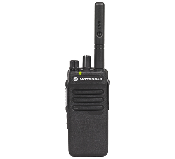 Motorola DP2400e Digital Two Way Radio.