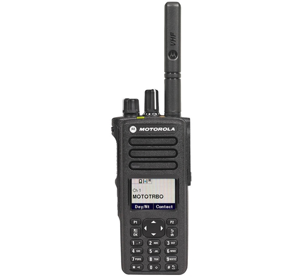 Motorola DP4800e Digital Two Way Radio
