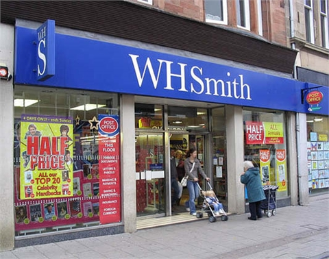 WH Smith High Street Communication