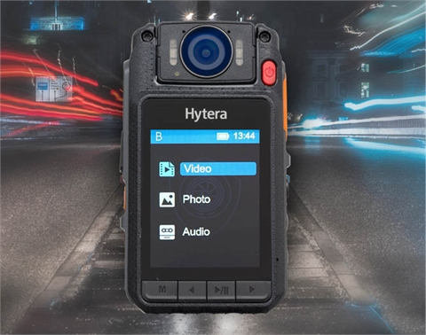 Body Worn Cameras for Bailifs