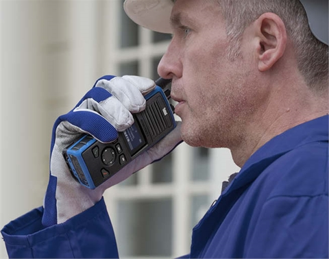 Entel ATEX handportables