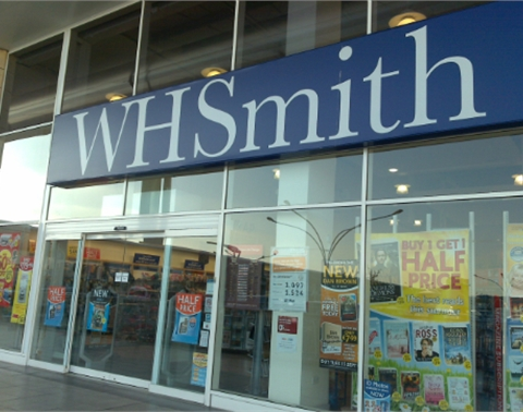 2 Way Radio Communications at WH Smith